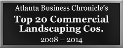 Atlanta Business Chronicle's Top 20 Landscaping Cos. 2008 - 2014