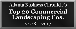 Atlanta Business Chronicle's Top 20 Landscaping Cos. 2008 - 2017
